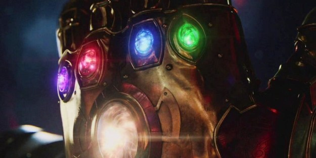 Maybe just getting the Time Stone back won't be enough. Maybe because Thanos used all the Infinity Stones to kill half the universe, all the Infinity Stones will have to be possessed to reverse the action. Plus, the only way they'll ever defeat Thanos is by gaining back all the Stones — he soundly defeated the Hulk with just one.