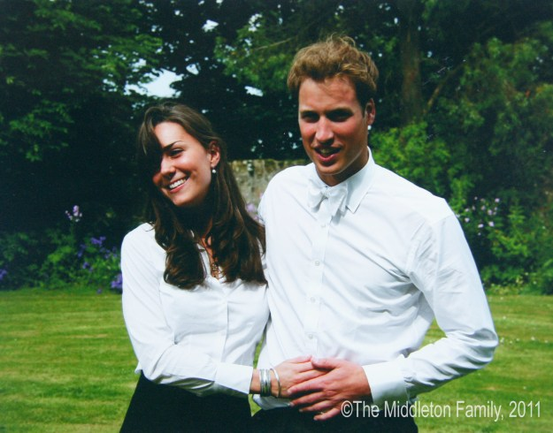 1. Prince William Arthur Philip Louis met Catherine Elizabeth Middleton (known as Kate back then) at the University of St. Andrews in Scotland. They were both living in St. Salvator's Hall during their first year.