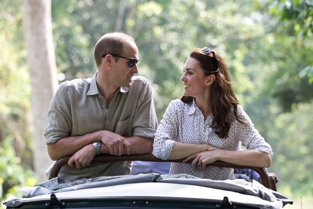 29. And finally, on April 29, 2018, the Duke and Duchess of Cambridge celebrated seven years of marriage.