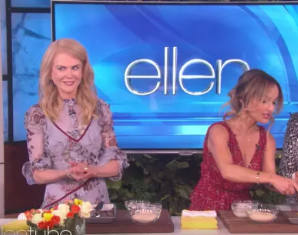 LMAO...can we please get these two on Ellen again ASAP?