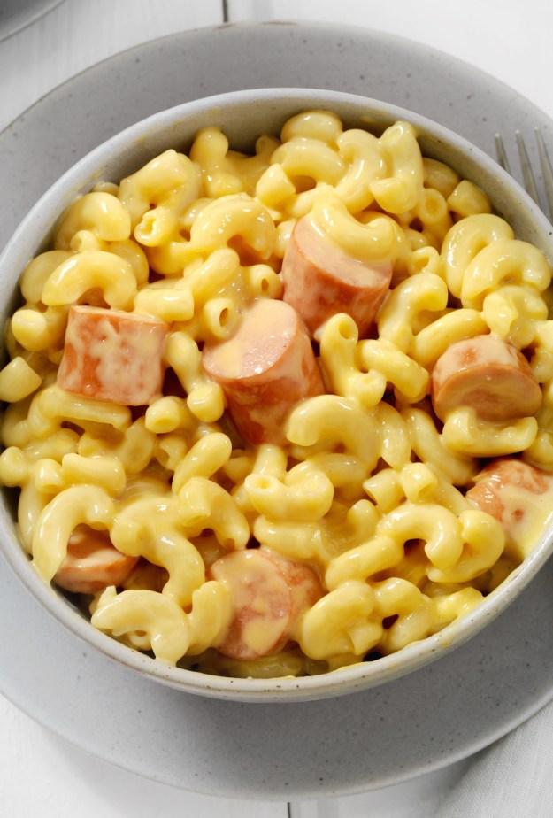 Sausage Mac 'n' Cheese
