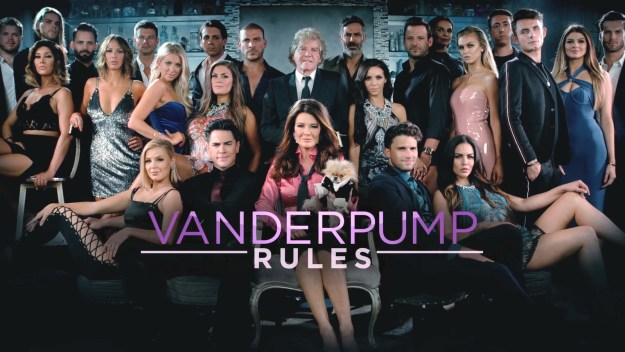 She was watching the latest episode of Bravo's Vanderpump Rules and there was one scene she just couldn't help but share with her fans.