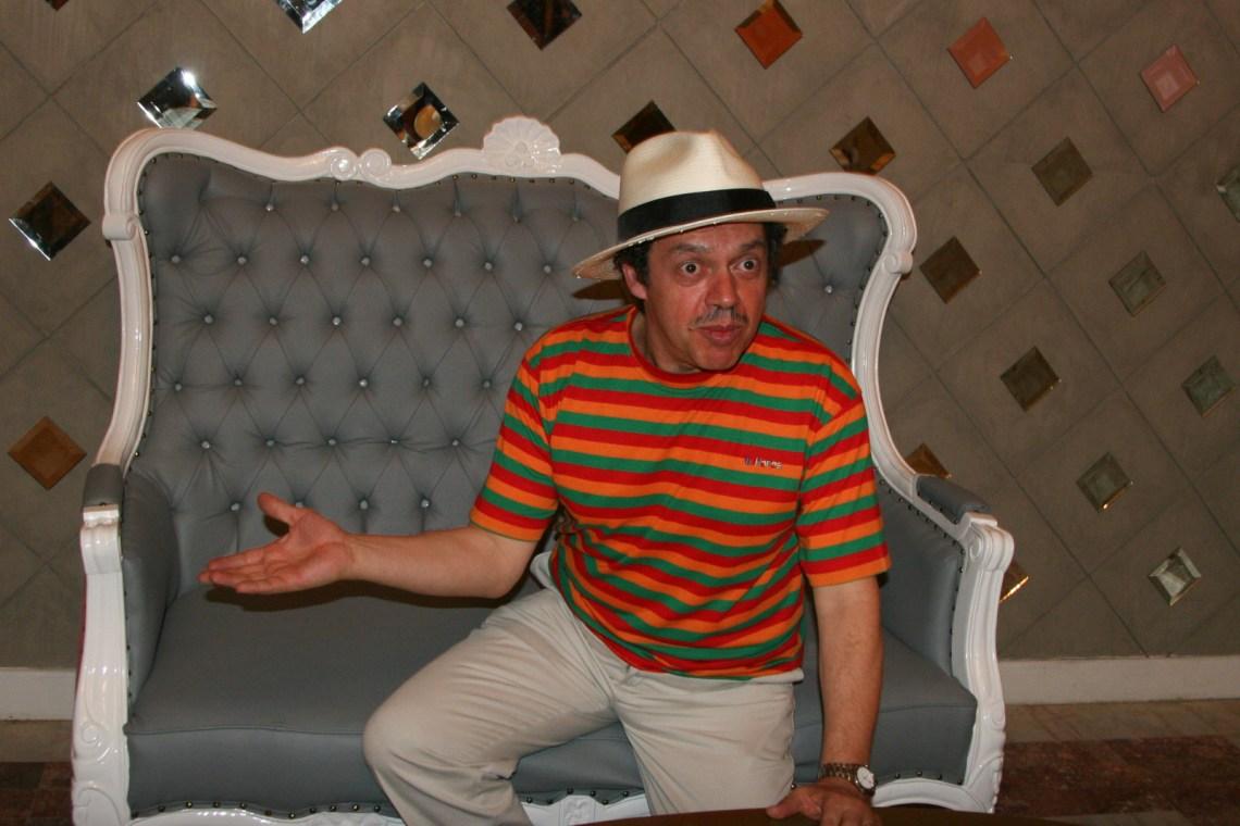 Tal vez no sea muy reconocido por su nombre oficial sino por sus personajes, el comediante es conocido por haber actuado con Víctor Trujillo y Héctor Suárez. Por su personaje Margarito, en La Pirinola se creo la célebre frase ¡Lástima Margarito!