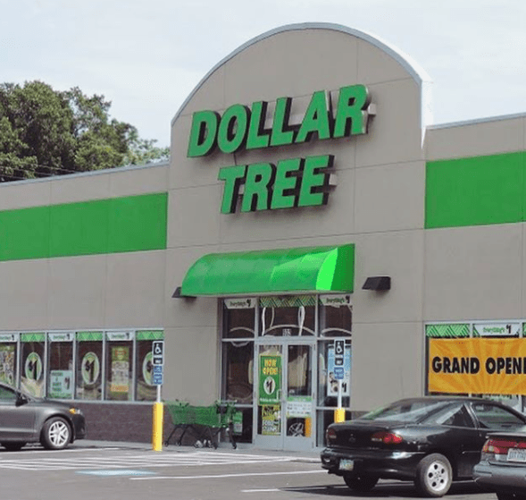 Hit up the dollar store before going to the grocery store to see what you can come by first.