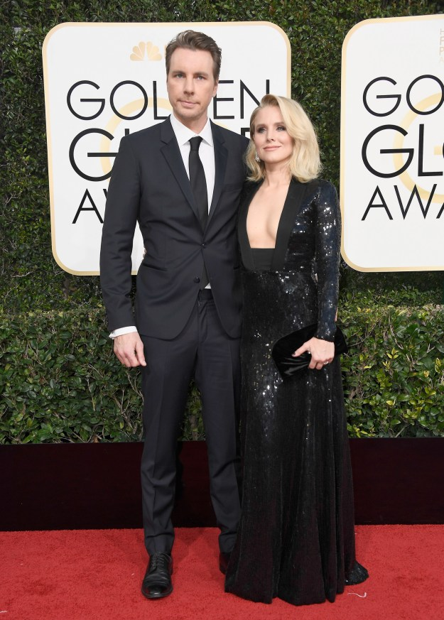 So, Kristen Bell and Dax Shepard are #Goals forever.