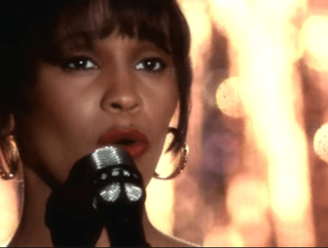 "Unfortunately the singer didn't seem to realise the reference was distasteful, considering the ""I Will Always Love You"" singer Whitney Houston died in a bathtub in 2012."