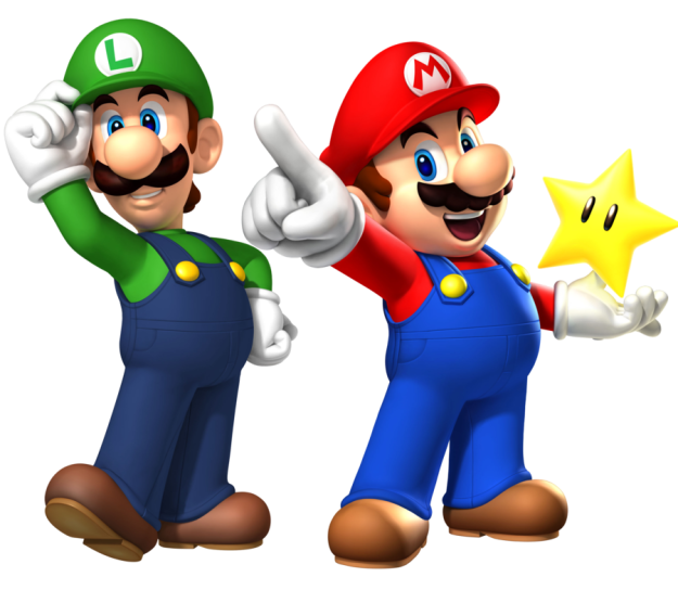 Famously known as the Mario Brothers.