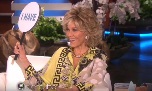 Jane Fonda joined the Mile High Club — and it was with Ted Turner!