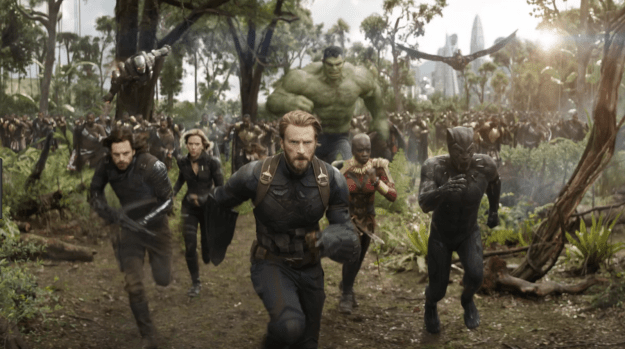 If you're a living, breathing human, chances are you saw Avengers: Infinity War over the weekend.