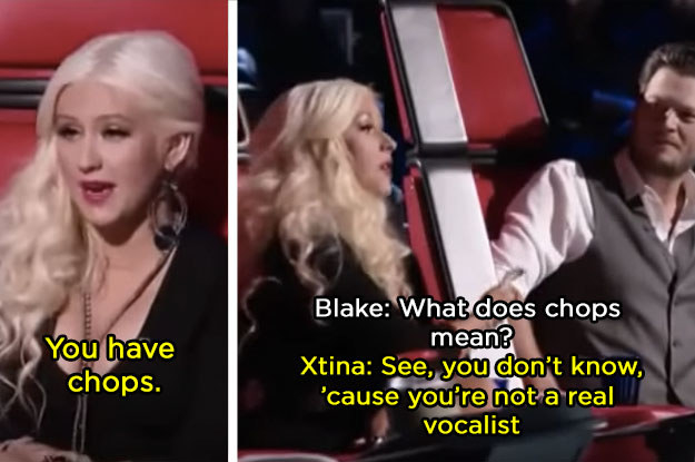 Or Blake, who was issued this sick burn for doing so: