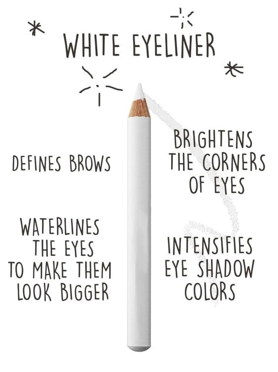 This L'Oréal white eyeliner ($7.76 on Amazon) has 431 five-star reviews speaking to its ability to brighten eyes, its precision, and ease of use!!!