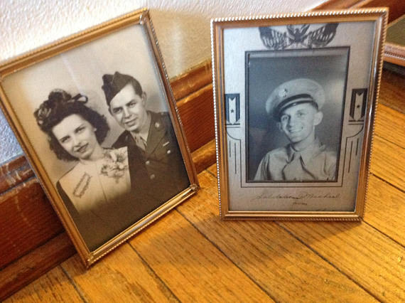 """""""I brought the pictures of my family members that passed away so they could still be a part of the birth of my daughter. It helped me feel more at ease.""""—caitlincrysaniacGet some frames on Etsy for $15."""