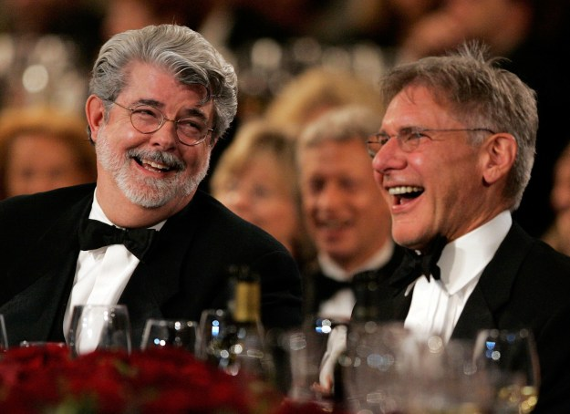 It could even be something that made you believe in serendipity, like when Harrison Ford met George Lucas while he was doing some carpentry at a studio.
