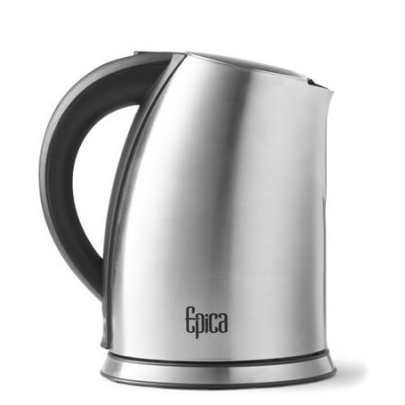 """This electric kettle has a seven-cup capacity, a two-hour """"keep warm"""" button, and six temperature settings. —n4a00b9fb7Get it from Walmart for $47.99."""