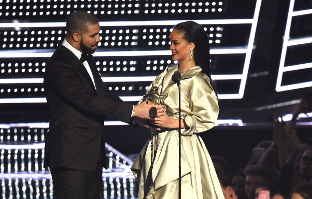 The year was 2016, the sun was shining, birds were chirping, and Rihanna and Drake were FINALLY maybe in love after he professed his love for her while giving her an award at the MTV Video Music Awards.