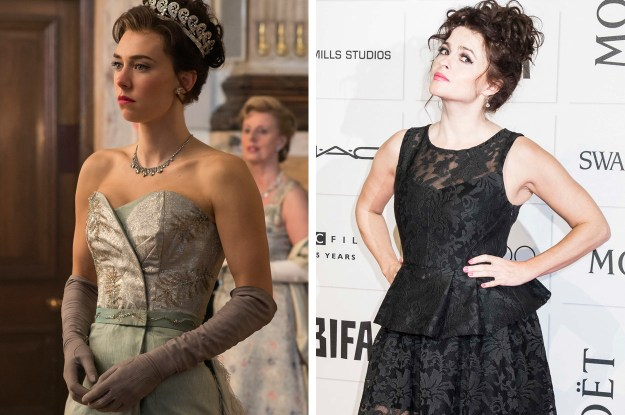 Carter will be replacing Vanessa Kirby as the rebellious sister of Queen Elizabeth II.