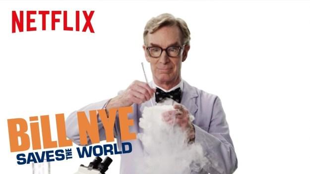 Bill Nye Saves the World, Season 3 — May 11, 2018