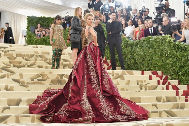 So yesterday marked the biggest night in fashion when the 2018 Met Gala stormed New York City.