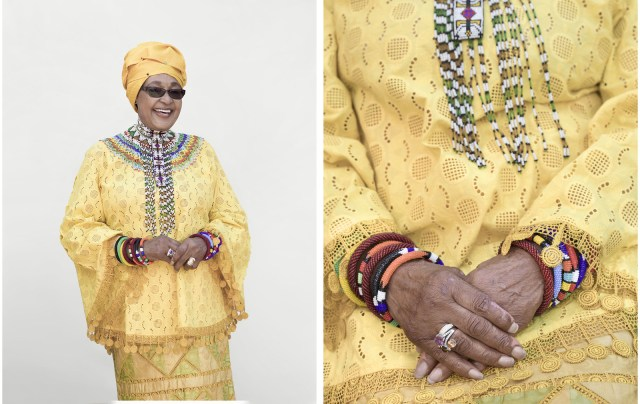 Winnie Madikizela-Mandela — anti-apartheid activist and politician