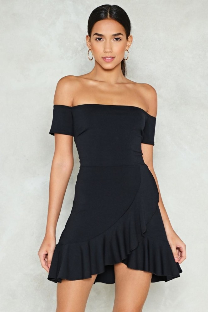 Get it from Nasty Gal for $36 (available in sizes 0-10).