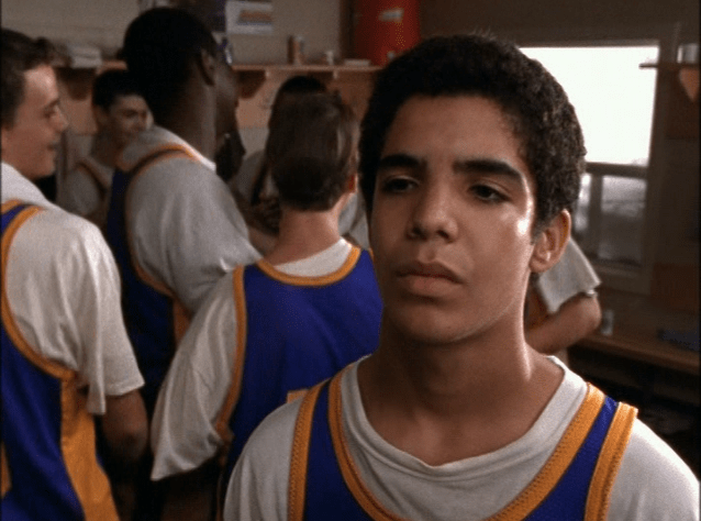 Drake in the original Degrassi: The Next Generation.