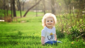 This Baby Has Uncombable Hair Syndrome & Looks Like Albert Einstein