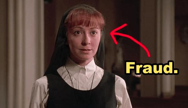 Mary Robert, Sister Act 2, sestra v akcii 2: Opäť v habite