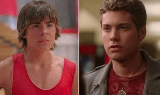 zac efron, high school musical, film,
