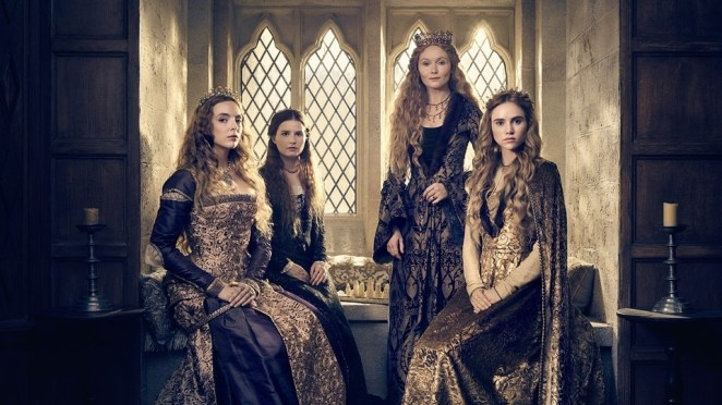 """""""It's about Princess Elizabeth of York and her marriage to Henry VII, which brought about the end of the War of the Roses in England. I like that the show really focuses on the women in the story, because history often focuses on them very little. Their motivations, ambitions, fears and hopes are often simplified down to what they were...wife, mother, daughter. The White Princess allows them to be just as complicated as men. It's a show worth watching for sure."""" – Ariel Snow, FacebookWatch it on: Starz (US), Stan (Aus), Amazon (UK)"""