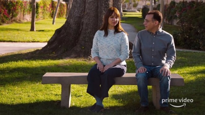 Plot: Married couple June and Oscar live a comfortable but predictable life in suburban California. For years they've had the same conversations, eaten the same meals and taken pleasant vacations at the same rented lake house. But after June talks Oscar into shaking things up with a ski trip, the pair suddenly find themselves in completely unfamiliar territory.Starring: Fred Armisen, Maya Rudolph