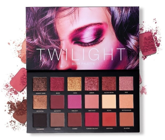 """Get it from Amazon for $11.Promising review: """"Beautiful palette!! I am in shock over this palette!! It's the best dupe yet for the Huda Rose Gold. This is a must buy.... you won't regret it!"""" —Courtney KH"""