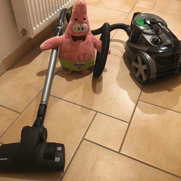 """""""If our mom didn't make a comment about the carpet still being dirty my sister figured it probably didn't need to be vacuumed anyway.""""—k432086fbe"""