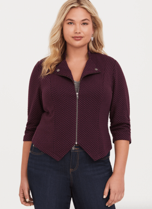 Get it from Torrid for $48.23 (originally $68.90, available in sizes 10-30).