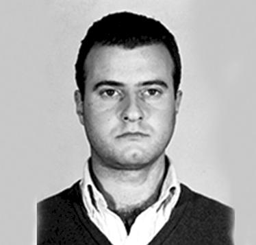 Carlos García Juliá, em imagem de 1977, quando tinha 24 anos.