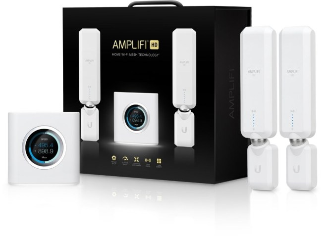 A Wi-Fi system is especially helpful in larger homes, seeing that some wireless routers struggle to offer full coverage in bigger spaces. 