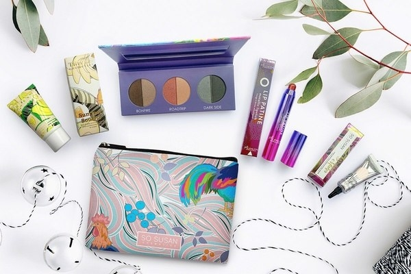 What you'll get: Each box comes with four full-sized color-intense makeup products as well as a palette. All products are vegan, cruelty-, gluten-, and paraben-free. Plus, they come packed in a beautiful makeup bag!Get it from Cratejoy for $20.95+/month.