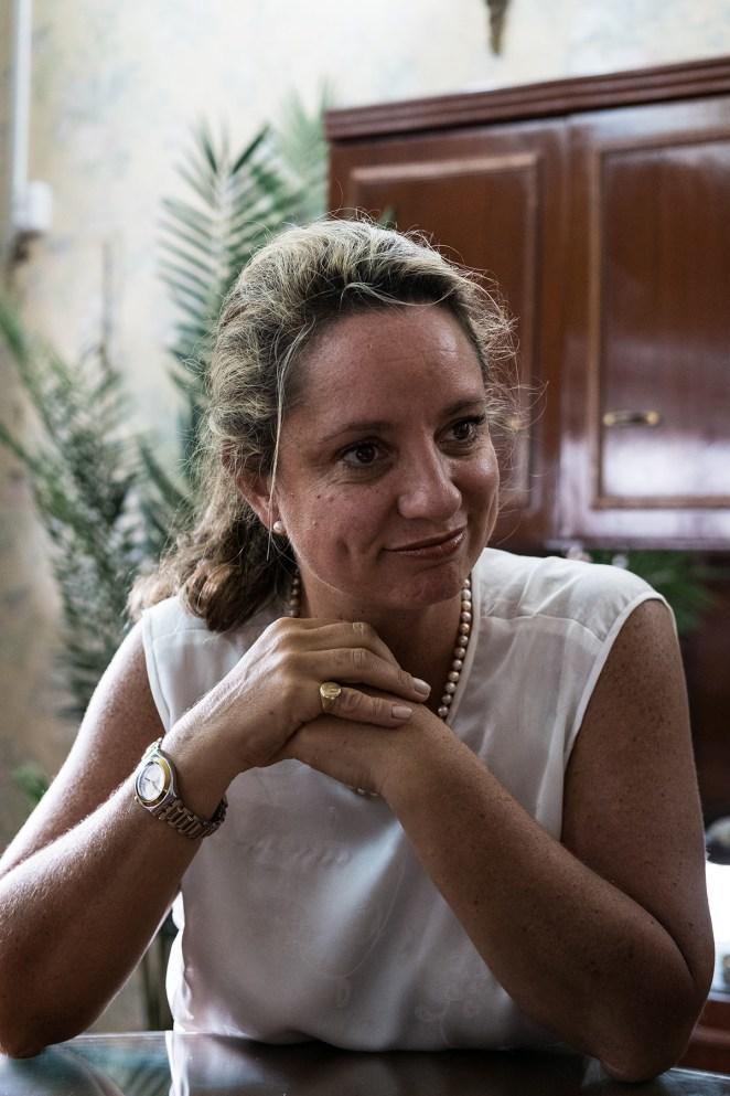 María Teresa Mockevich