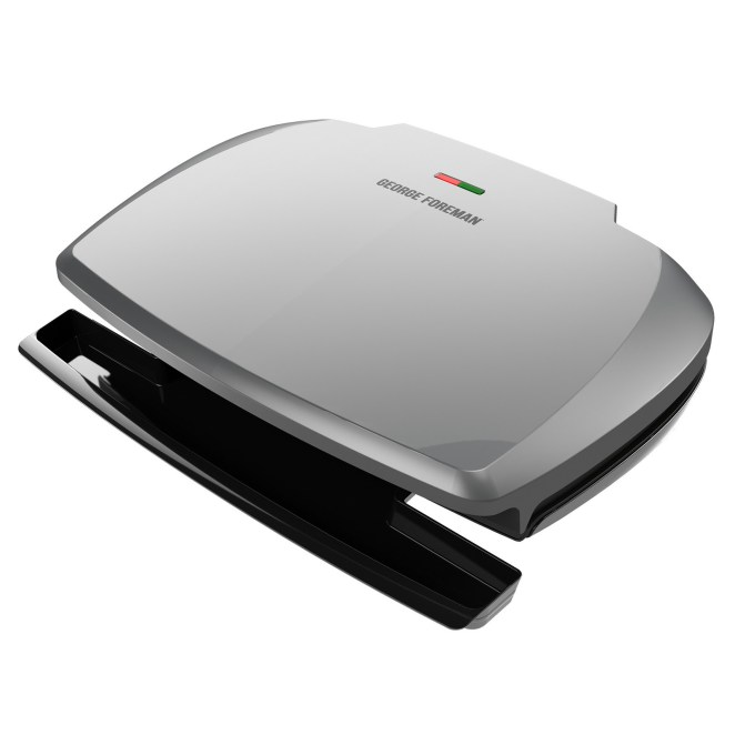 This grill can double as a panini press and has a non-stick cooking surface for easy cleaning. There's also a dishwasher-safe drip tray for collecting excess fat and grease.Price: $39.99 (originally $59.95)