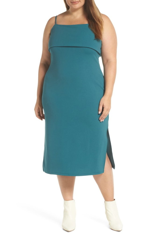 Price: $24.49 (originally $49, available in sizes 1X-4X)