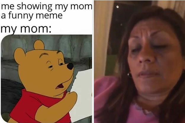 """The """"Showing My Mom A Funny Meme"""" Meme Is So Pure And"""