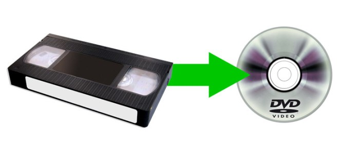 VHS tapes were outsold by DVDs in 2002.