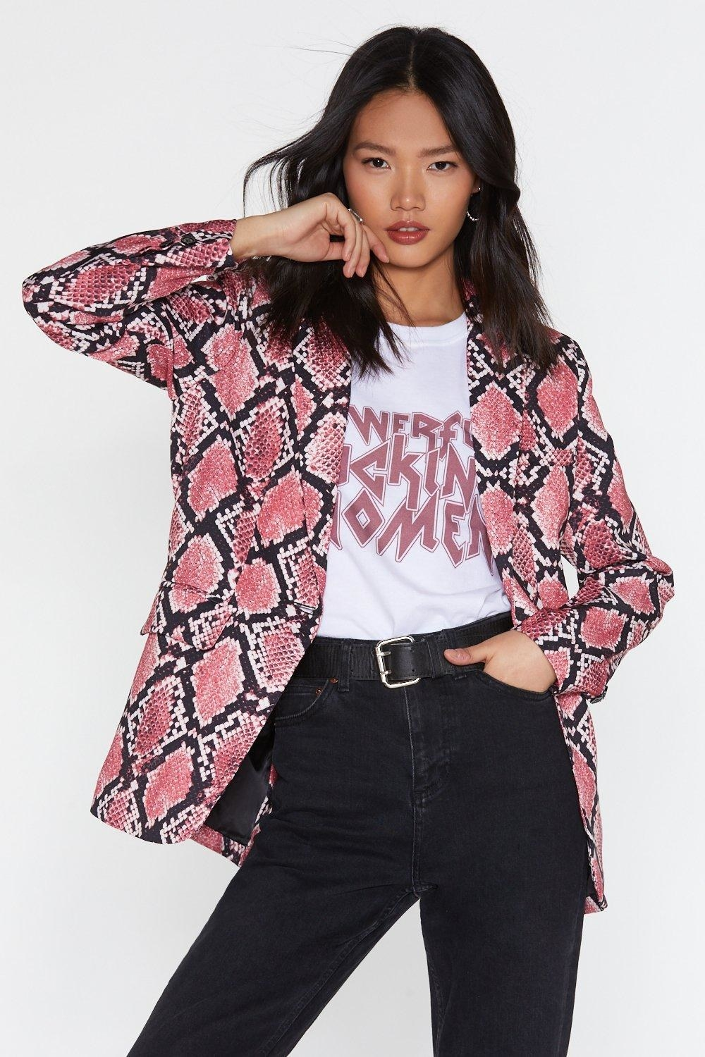 Get it on sale from from Nasty Gal for $45 (originally $90; available in sizes S-L).