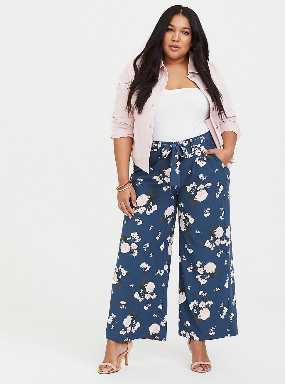 Get them from Torrid for $54.90 (available in sizes 10-30).