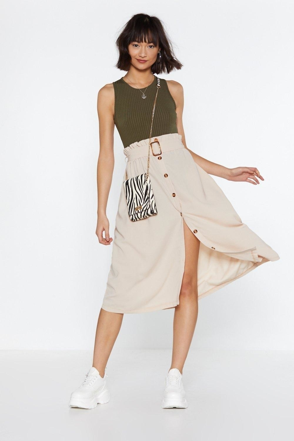 Get it on sale from Nasty Gal for $30 (originally $60; available in sizes 2-10).