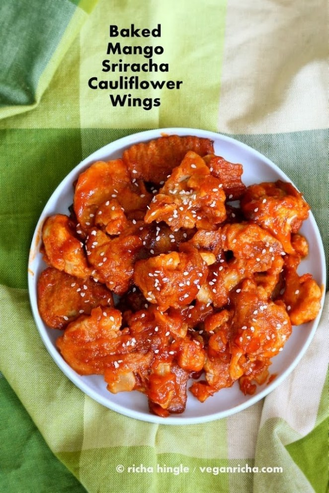 Once you're done eating these wings, you'll be licking the mango sriracha glaze off your fingertips. Get the sweet and spicy recipe here.