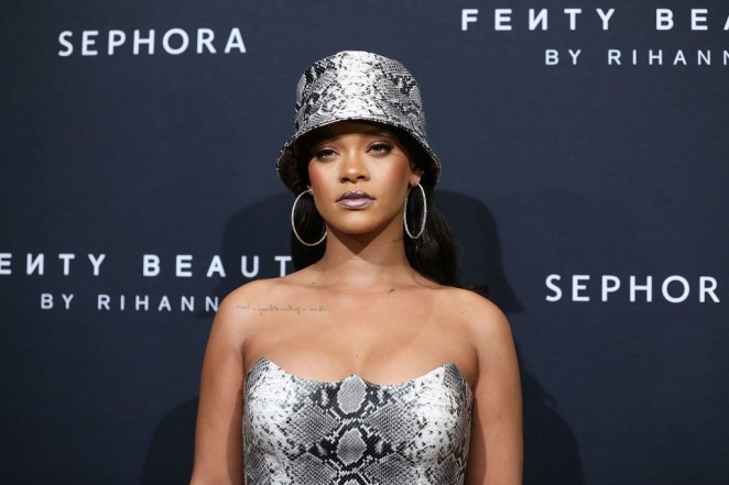 """""""Designing a line like this with LVMH is an incredibly special moment for us. Mr Arnault has given me a unique opportunity to develop a fashion house in the luxury sector, with no artistic limits,"""" said Rihanna, in a statement, referring to LVMH Chairman and Chief Executive Bernard Arnault. """"I couldn't imagine a better partner both creatively and business-wise, and I'm ready for the world to see what we have built together."""""""