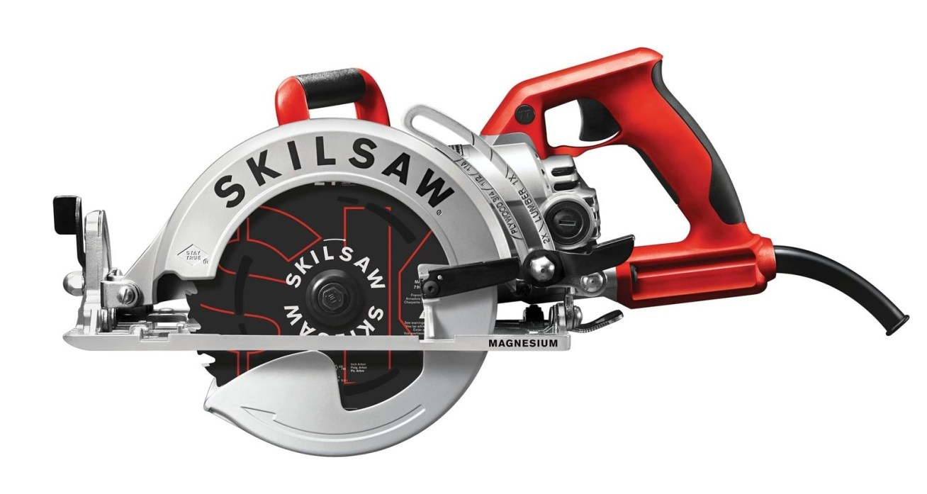 """Promising review: """"I have worked in the industry and have had the 77, mag 77. Saw they came out with this lighter saw and since I have a bad wrist, I thought I'd upgrade. After using this saw now for a few weeks I am amazed how lightweight it is without giving up any of the durability and power that the other saws had. I'm so happy with this new saw and would highly recommend it."""" —Hiram23128 Price: 9.99"""
