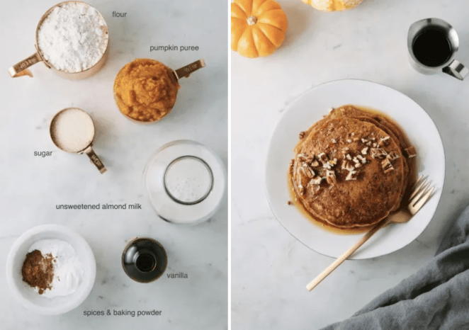 With just a few ingredients, these pancakes will be all the emotional support you need. Get the fluffy pancake recipe here.