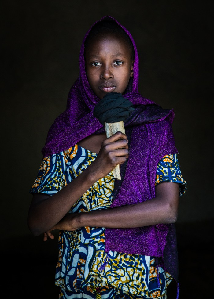 One Day I Will - Journalist - girls education