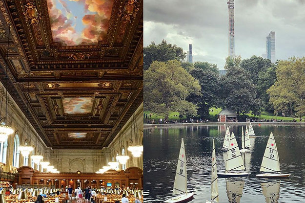 Here Are 20 Totally Free Things To Do In New York City